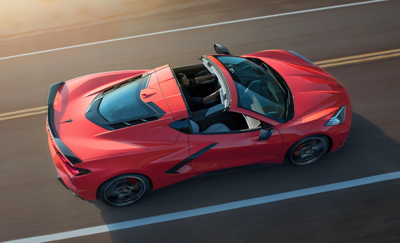 2020 Mid-Engine Corvette to Start at $69,998 in Canada
