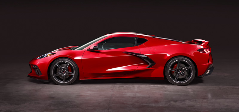 Barrett-Jackson to Auction First Production 2020 C8 Corvette for Charity