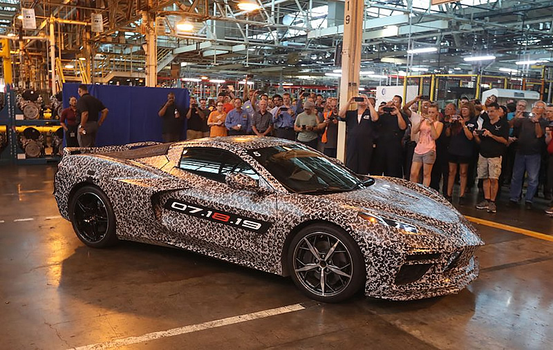 2020 Corvette Production Updates and Time Line