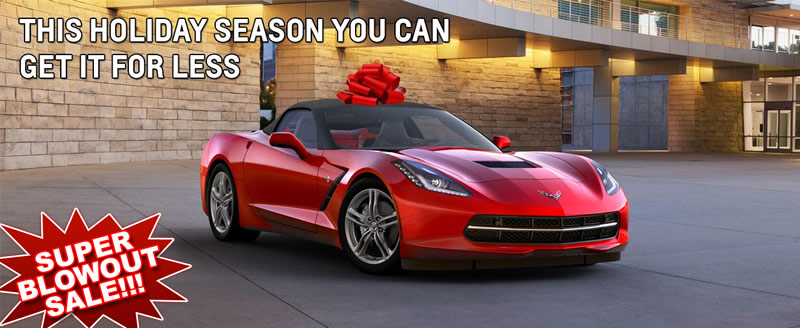 How To Navigate the World of GM Incentives When Buying a New Corvette