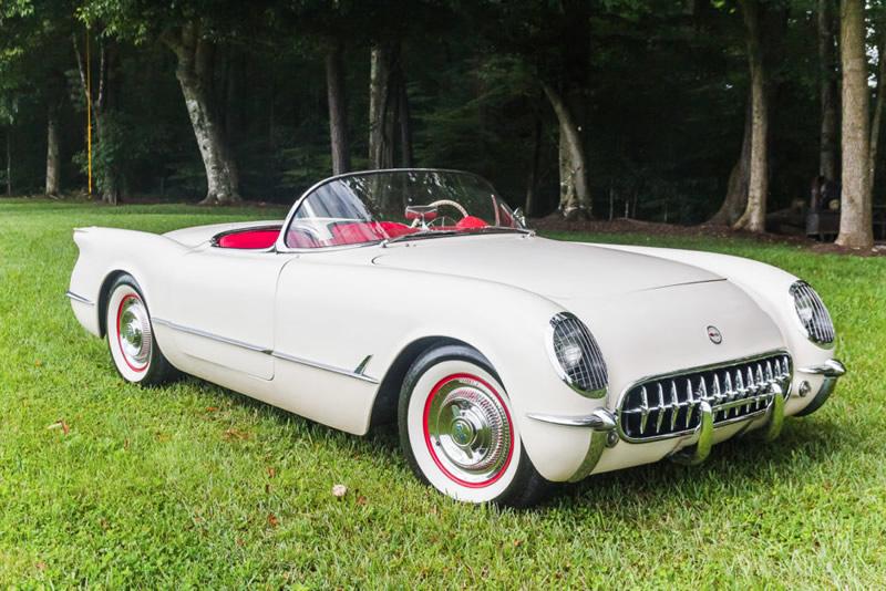 [THEFT] Prized 1954 Corvette Stolen in Florida
