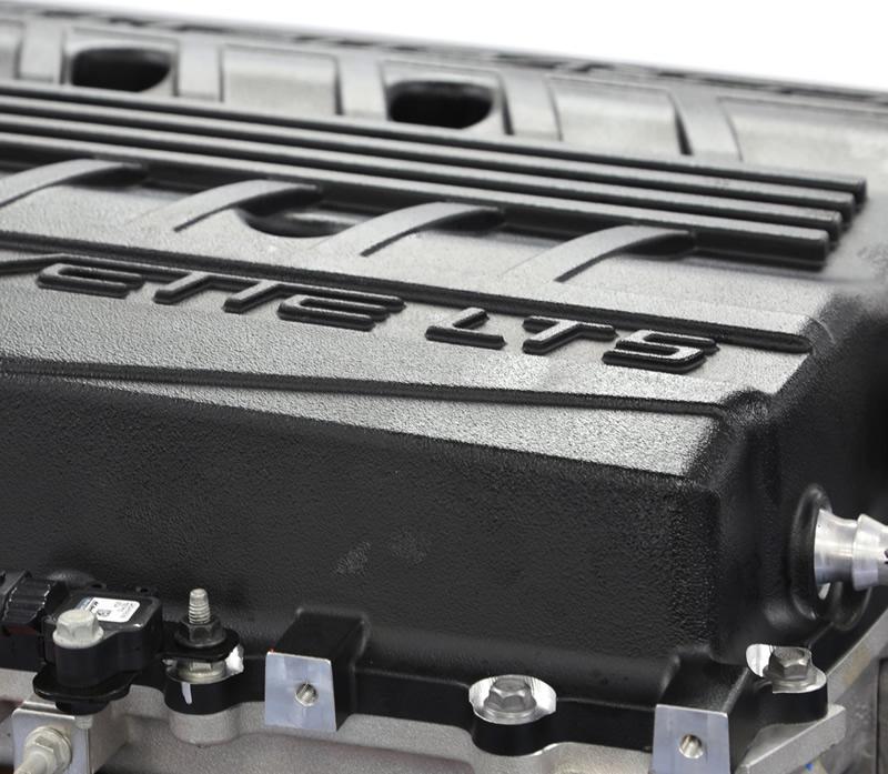 Katech Builds Corvette ZR1 LT5 Engines for United States Coast Guard