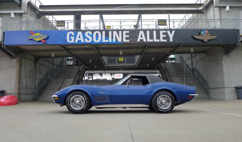 Bloomington Gold and Corvettes at Carlisle Come Together for Special Chip's Choice Display