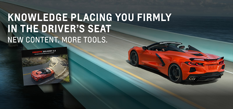 Chevrolet Releases Learning Center With Videos for 2020 Corvette Owners