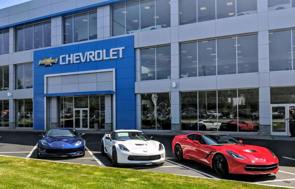 MacMulkin Chevrolet Corvette