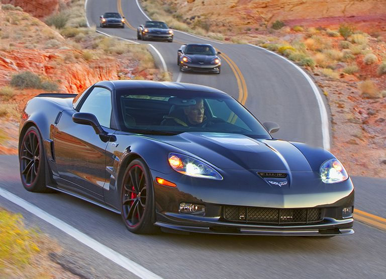2012 Corvette ZR1 Centennial Edition
