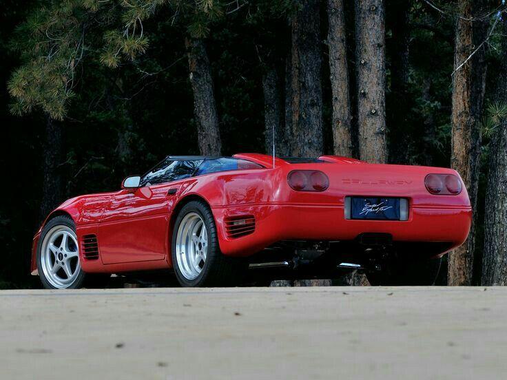 Callaway Corvette Speedster