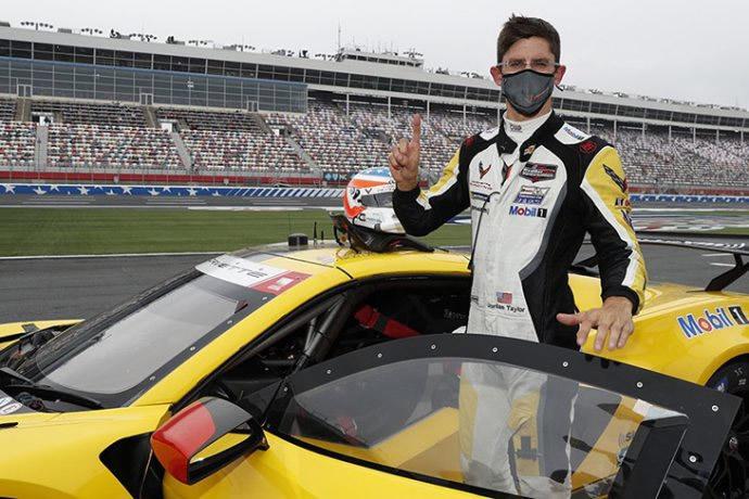 Jordan Taylor - Corvette Racing