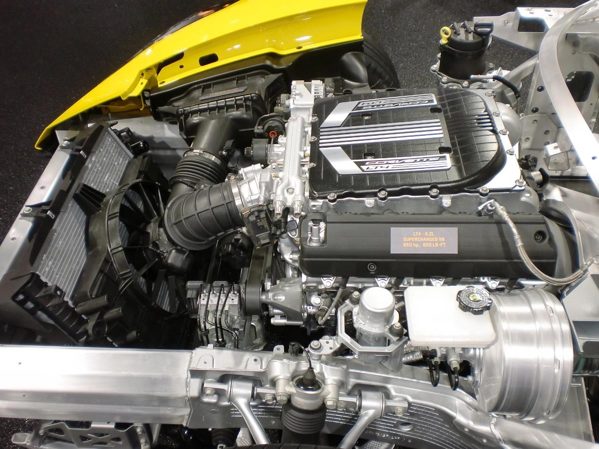 2015 Corvette Z06 Cutaway