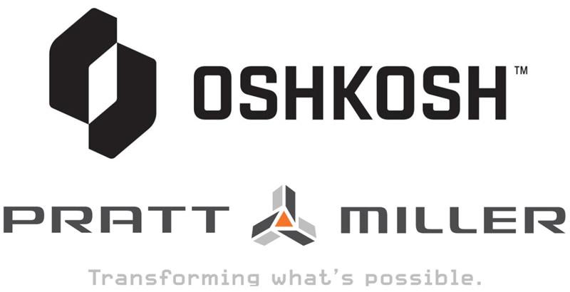 Oshkosh and Pratt & Miller