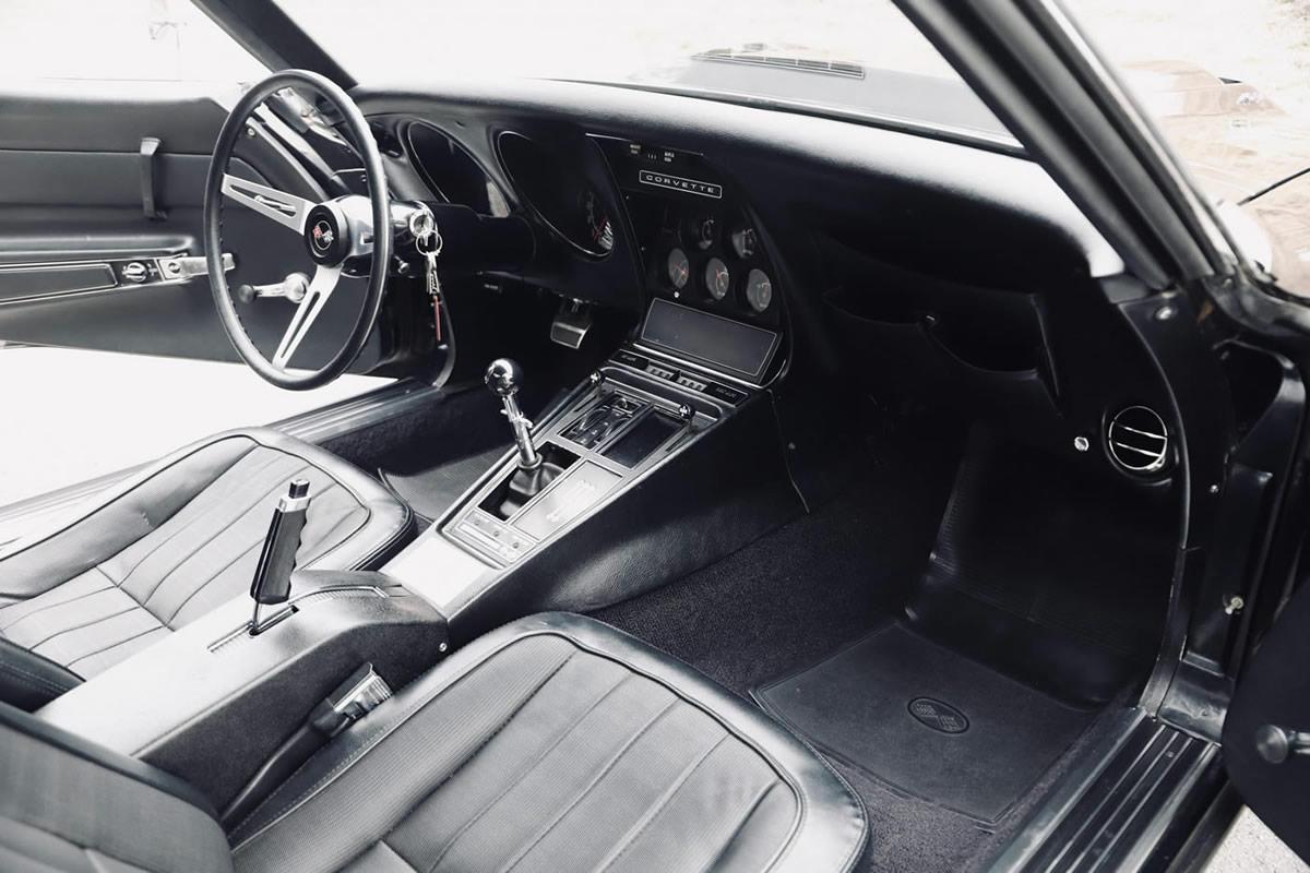 1969 L88 Corvette - Chassis No. 194379S722199