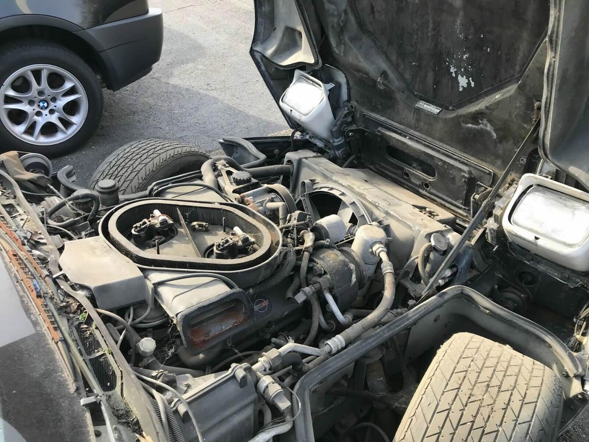 1984 Corvette Project Car