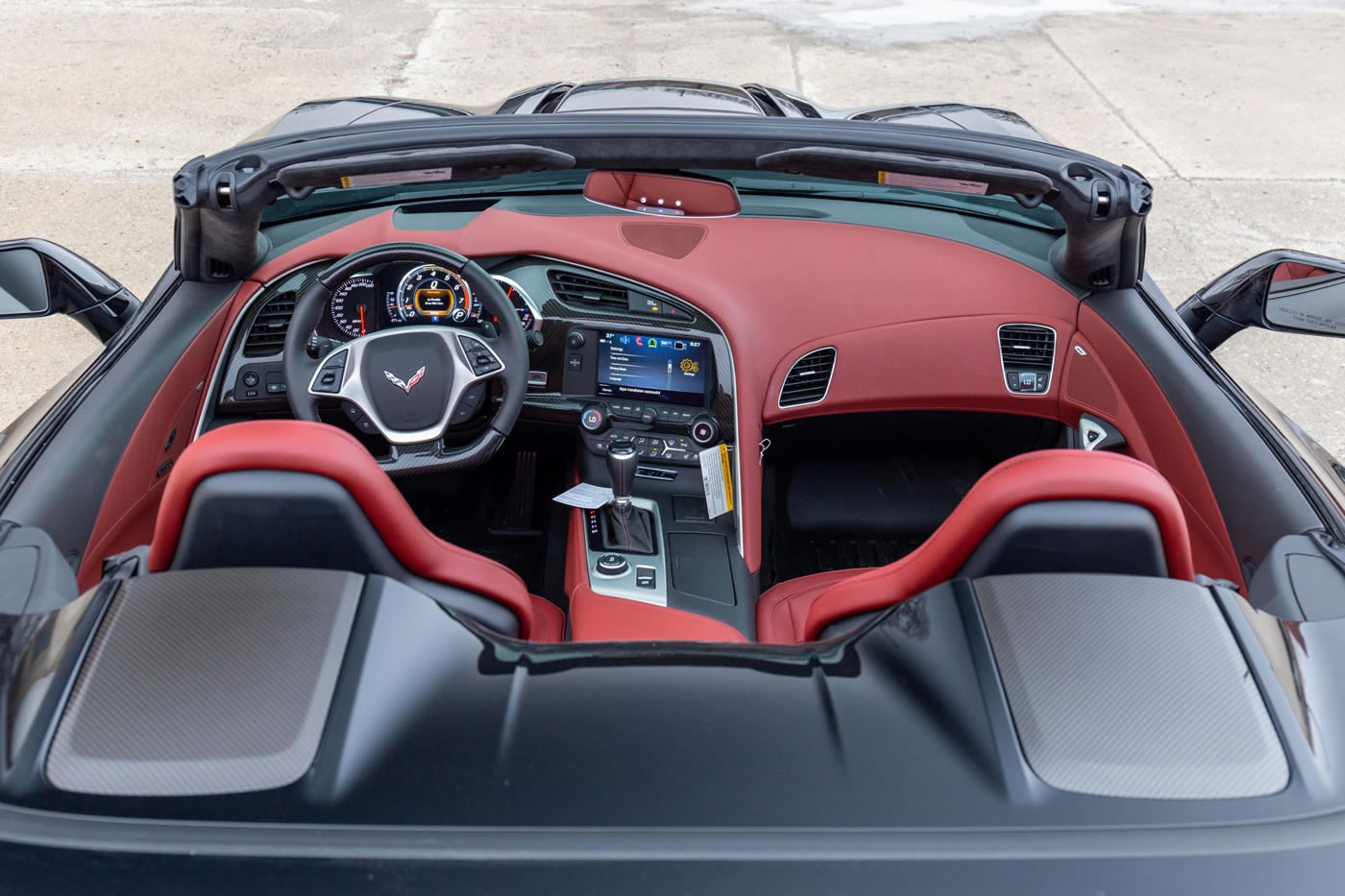 2019 Corvette ZR1 - Number 2148