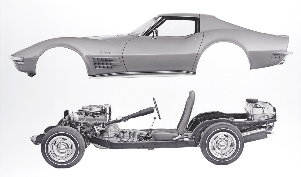 Product reviews and evaluations related to Corvette body parts and trim.