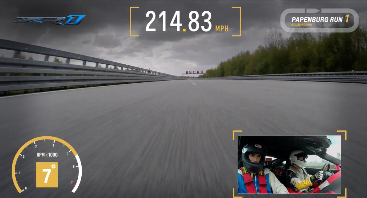 Corvette Videos