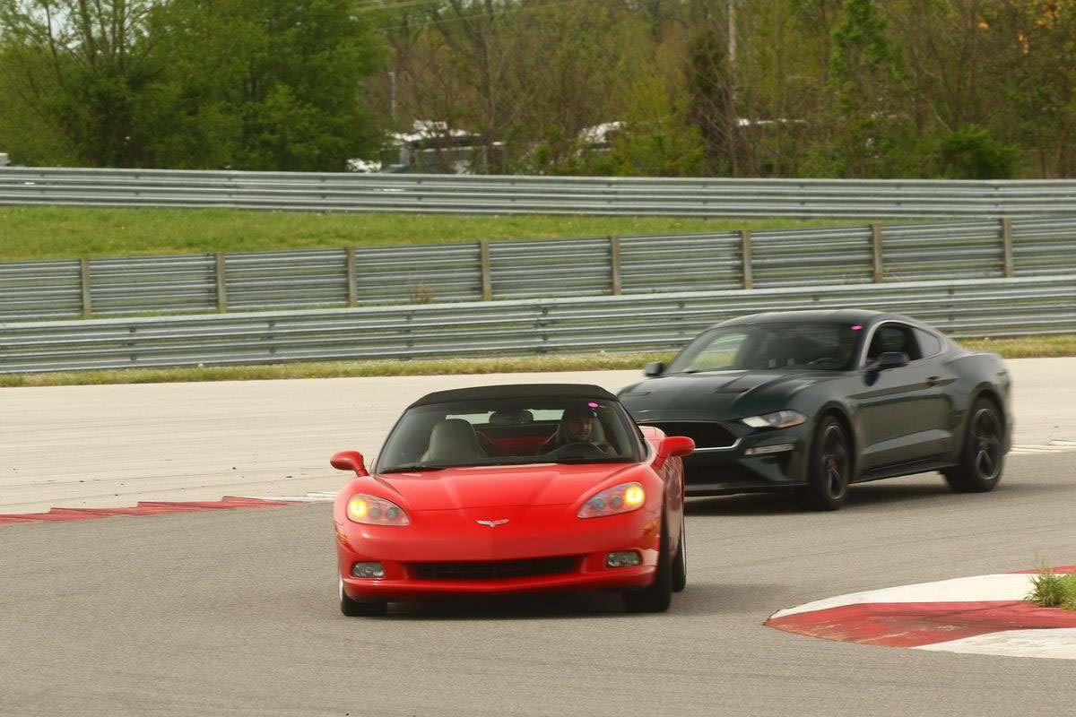 Drive Toward a Cure Day at the National Corvette Museum